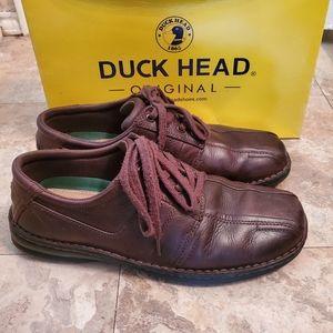 Men Duck Head shoes sz 10.5